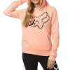 REACTED PULLOVER HOODY MELON