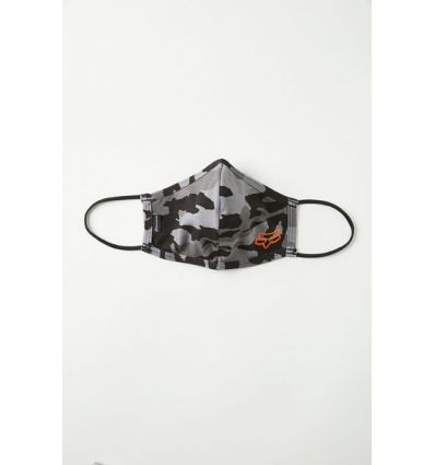 FOX YOUTH MASK [GRY]