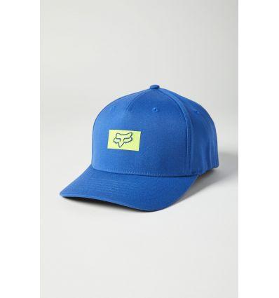 FOX STANDARD FLEXFIT HAT [ROY BLU]