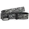 M-E-ACCESSORIES LOUDMOUNTH BELT SILVER