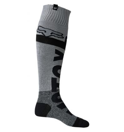 TRICE COOLMAX THICK SOCK [BLK/GRY]