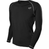 MX-JERSEY FIRST LAYER L/S JERSEY BLACK
