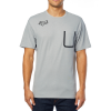 REDPLATE 360 SS AIRLINE TEE [STL GRY]