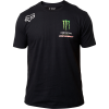 FOX MONSTER PC SS TEE [BLK]