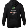 FOX MONSTER PC ZIP FLEECE [BLK] Medium