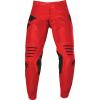 3LACK LABEL RACE PANT [RED/BLACK]