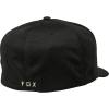LITHOTYPE FLEXFIT HAT [BLK/GRN]