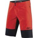 MTB-PANT ALTITUDE SHORT RED/BLACK
